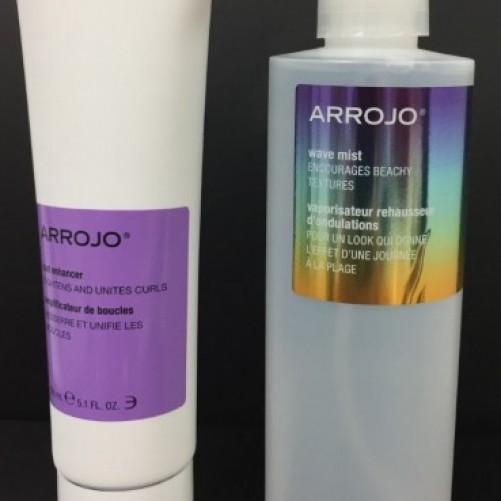 Arrojo Curl Enhancer & Wave Mist